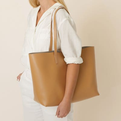 Belmont Structured Tote