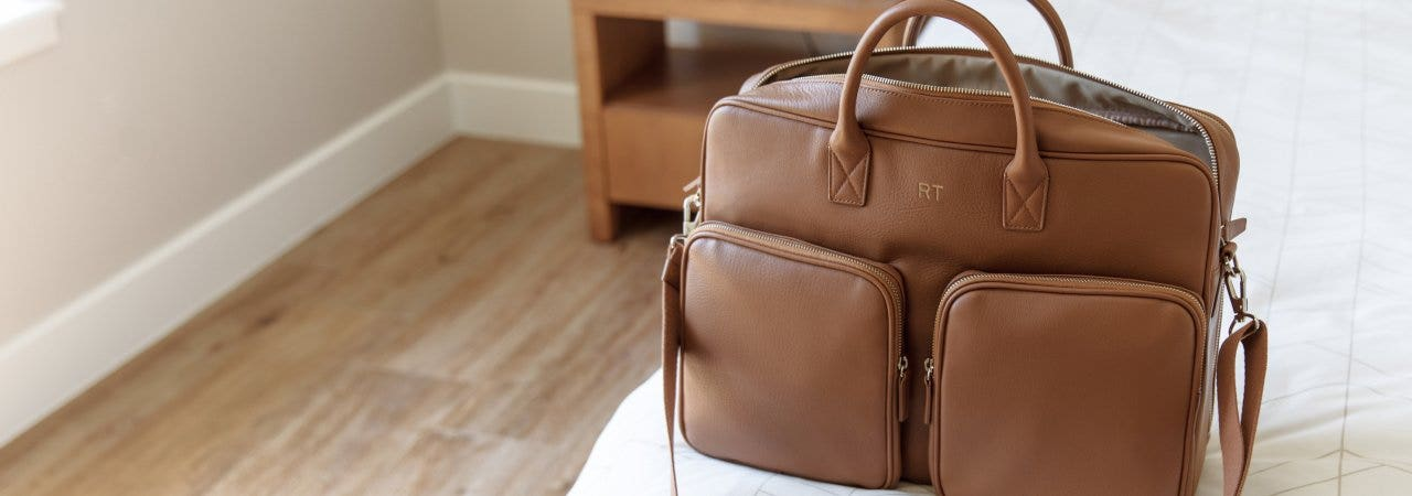 Warren Brief Bag