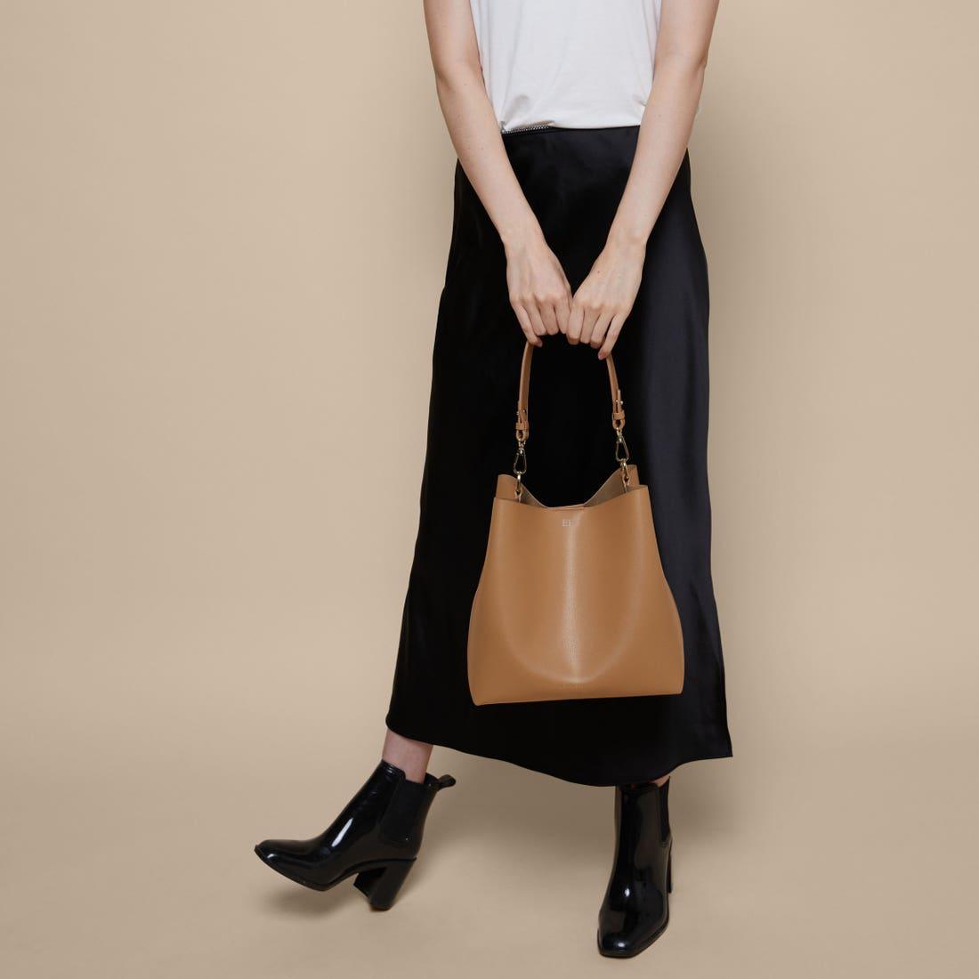 Elizabeth Large Bucket Bag