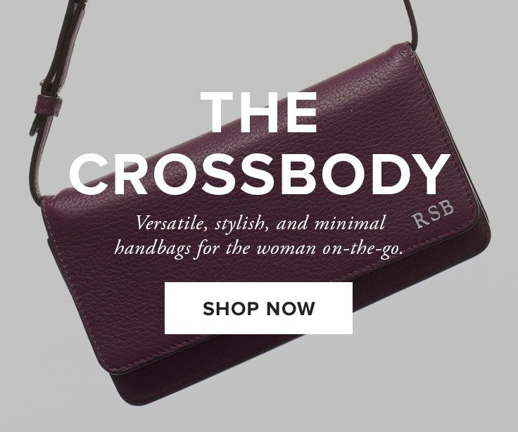 WOMEN'S LEATHER CROSSBODY HANDBAGS