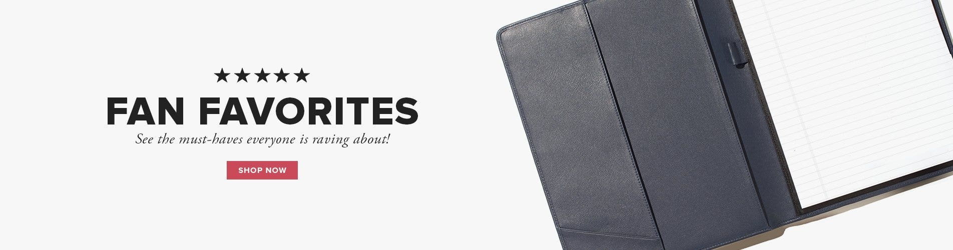 Top Rated & Reviewed Leather Products!