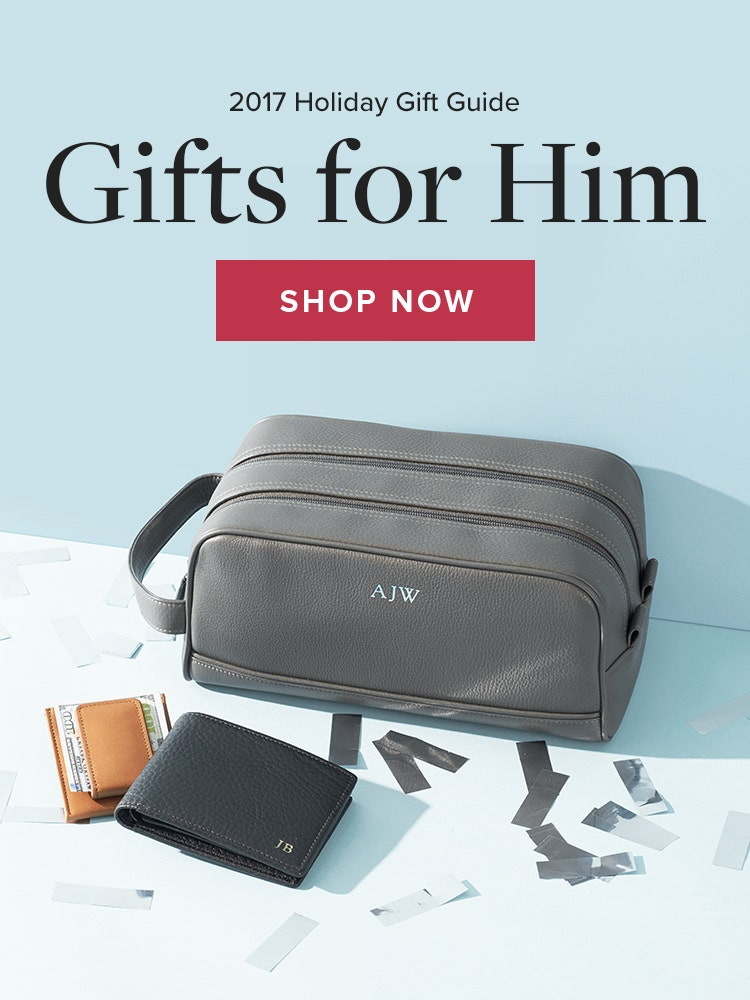 Shop Holiday Gifts for Men