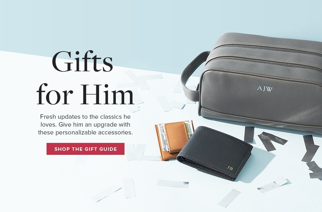Shop Holiday Gifts for Men!