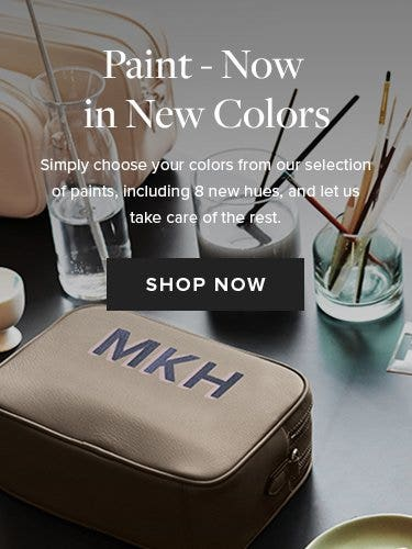 Hand Paint Now Available in New Colors!