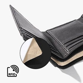 Shop RFID Wallets for Men!
