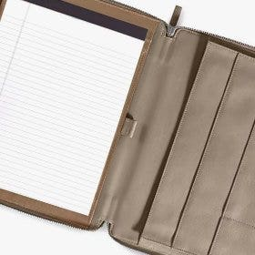 Shop left-handed portfolios!