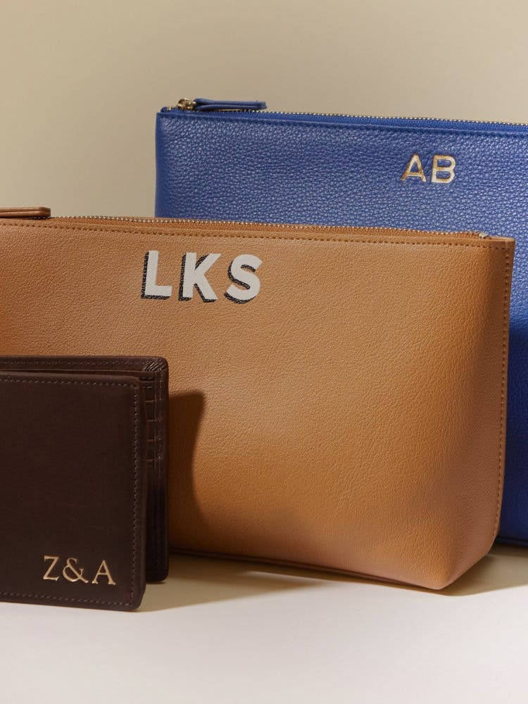 Personalized Leather Gifts