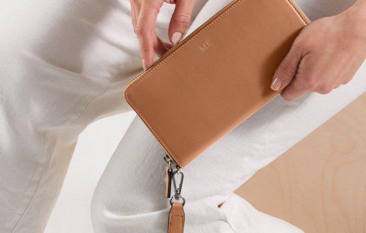 Women's Leather Wallets