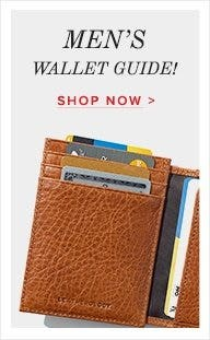 Check out our Wallet Guide!
