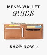 Shop our Wallet Guide!