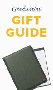 Graduation Gift Guide!