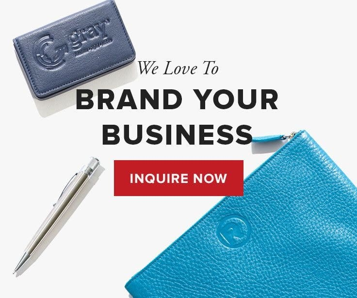WE LOVE TO BRAND YOUR BUSINESS!