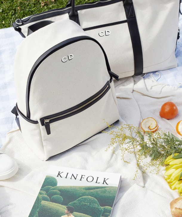 Get Away This Summer with Our Organic Canvas Collection