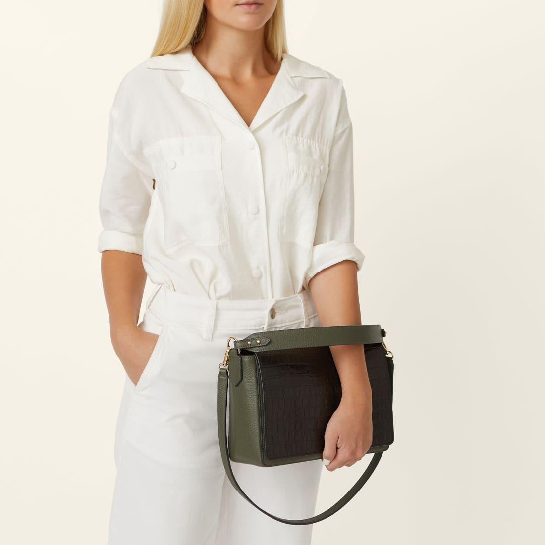 Medium Addison Shoulder Bag