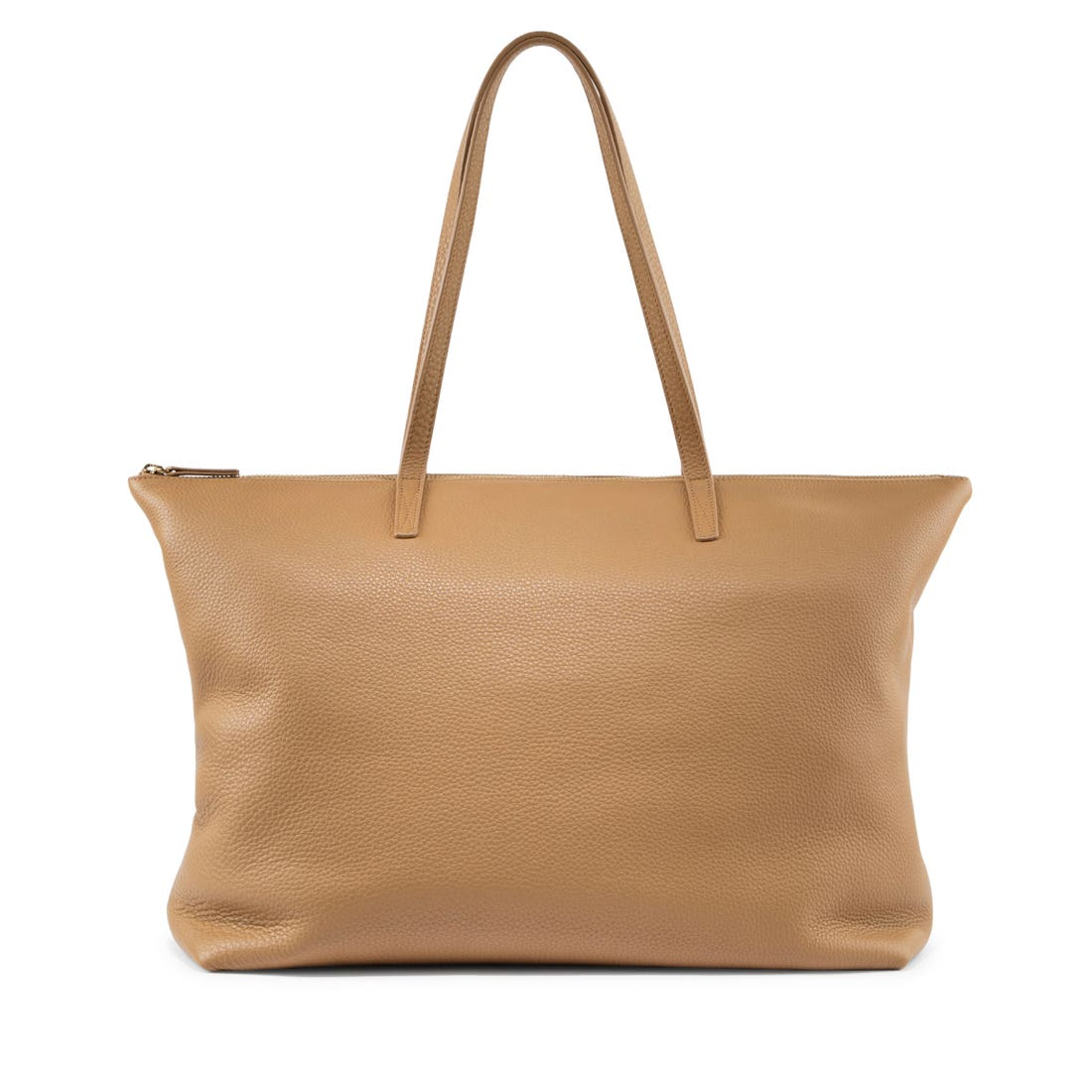 Aleena Soft Zippered Tote