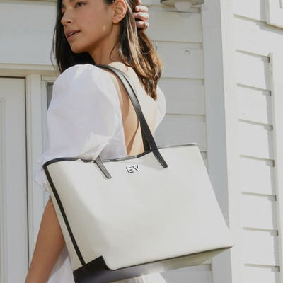 Belmont Tote in Canvas
