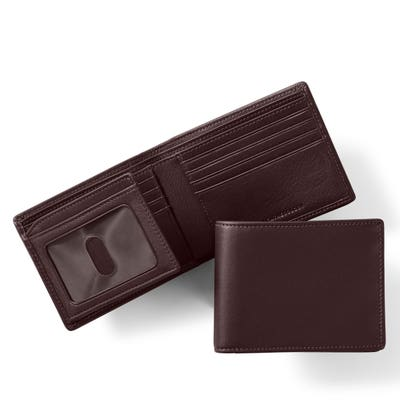 Bifold Wallet with Flap