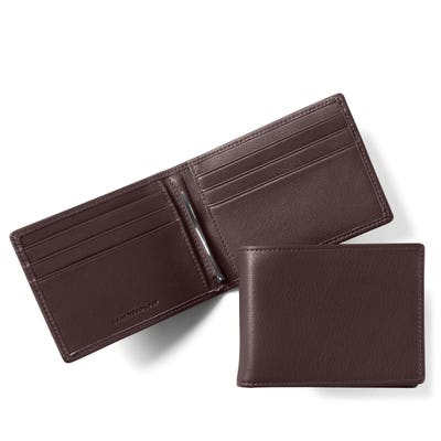 Bifold with Money Clip