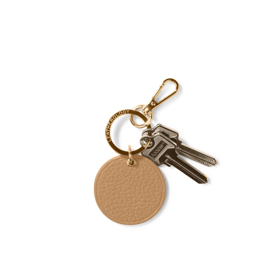 Circle Keychain