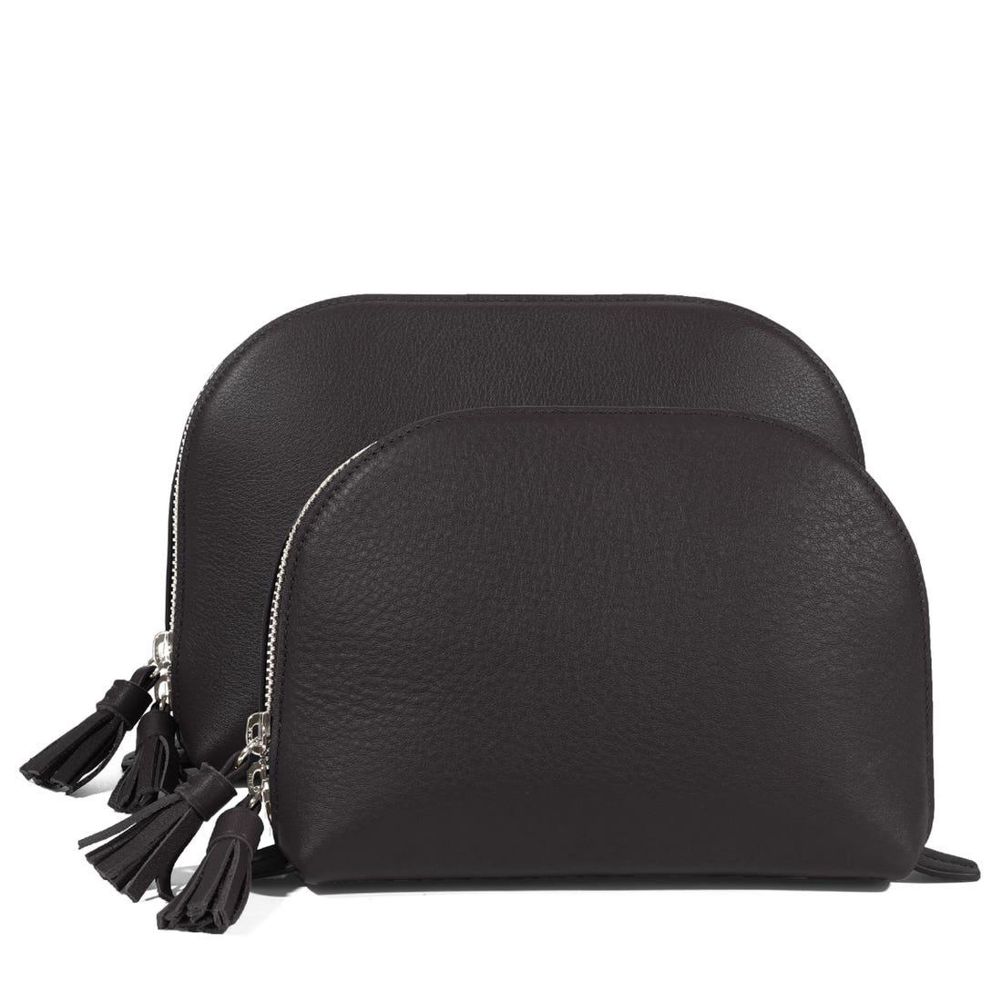 Clamshell Makeup Bag Set