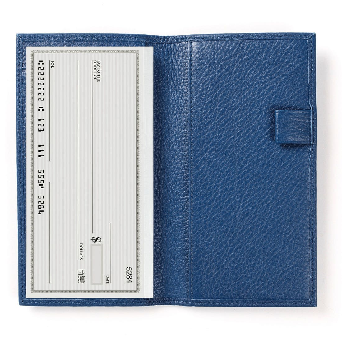 Deluxe Checkbook Cover with Divider