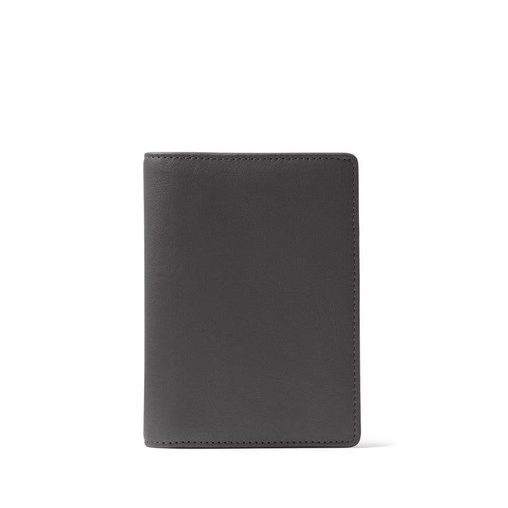 Card & Id Holders custom Available Coin Purses & Holders Solid Oil Dark Red Pu Leather Passport Holder Built In Rfid Blocking Protect Personal Information
