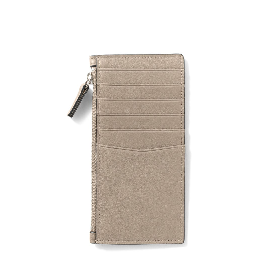 Devon Slim Zip Card Case