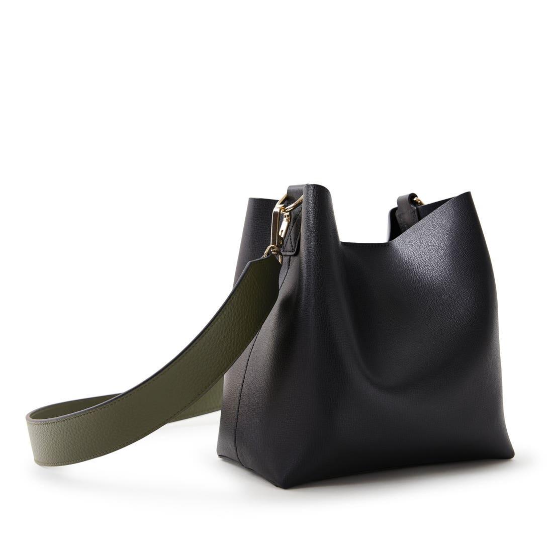 Elizabeth Small Crossbody Bucket Bag