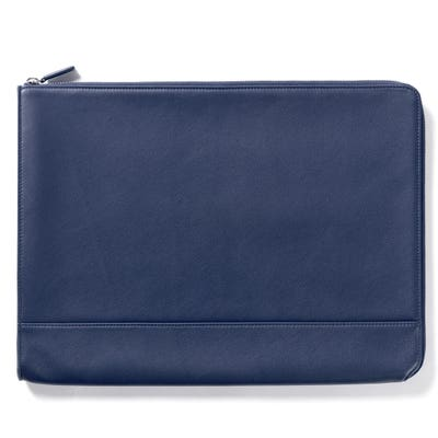 Gusseted Document and Laptop Holder