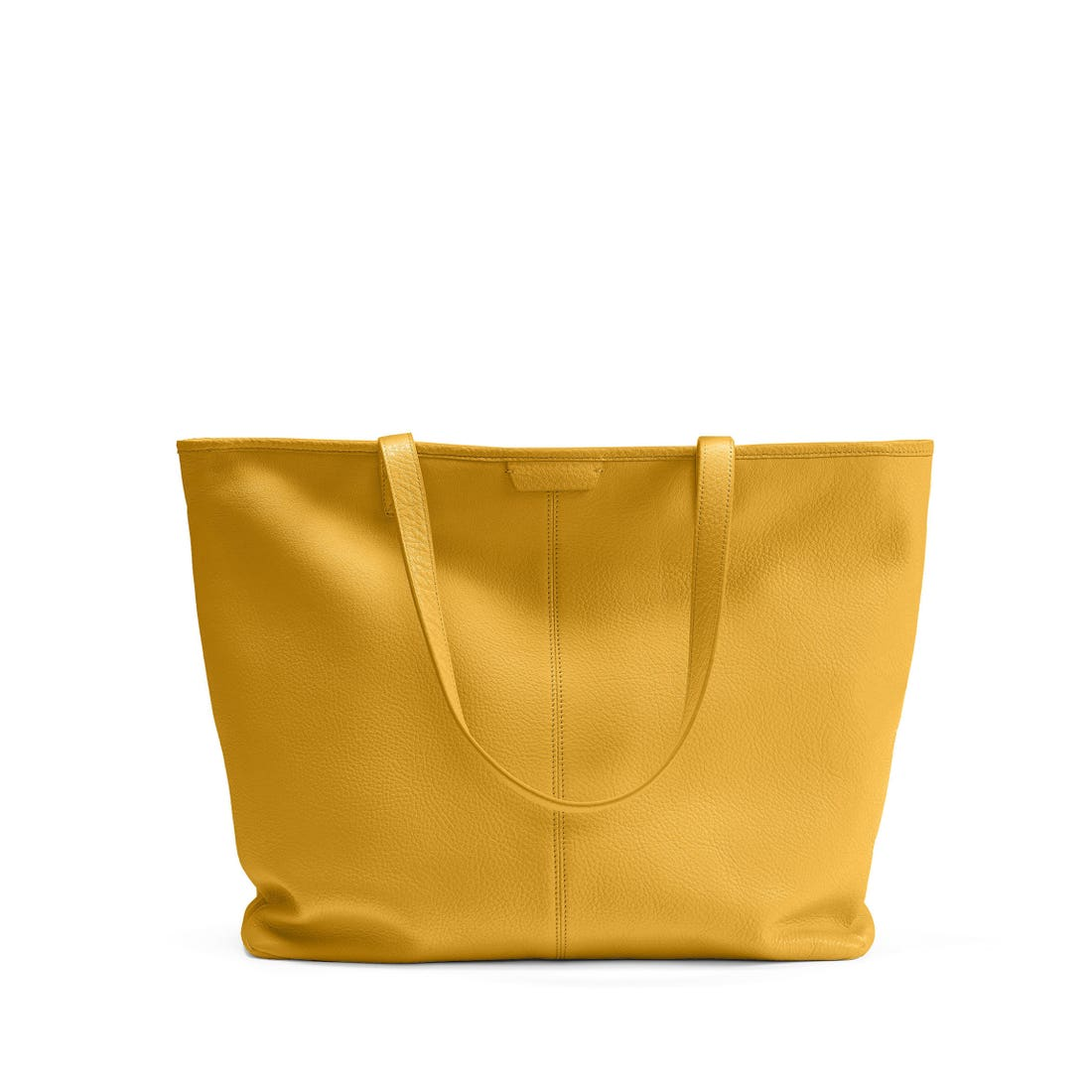 Large Zippered Downtown Tote