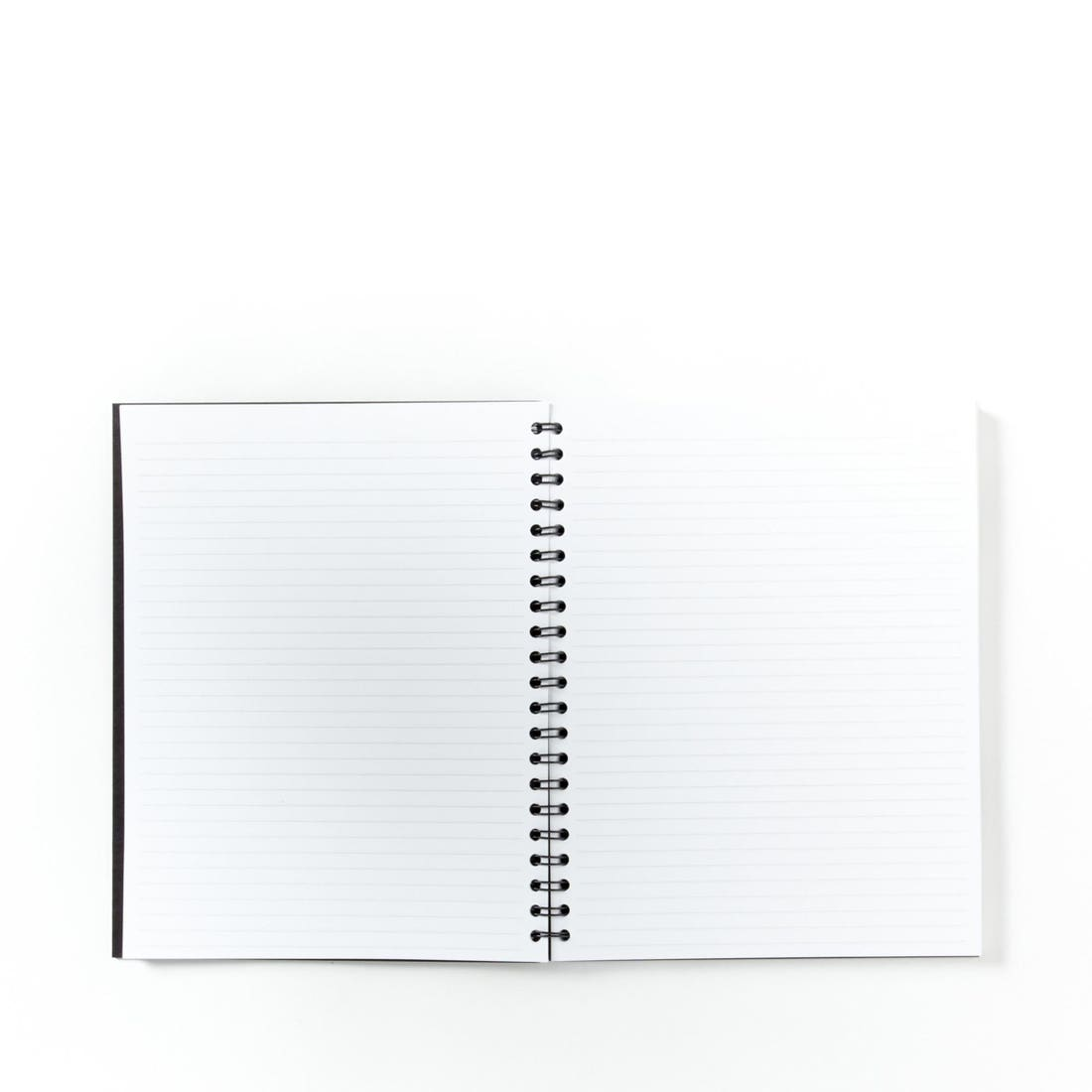 Lined Spiral Notebook Refill