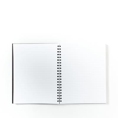 Lined Spiral Notebook Refill