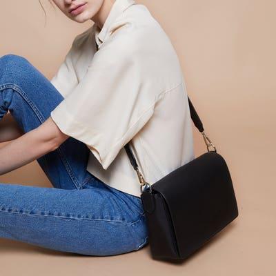 Medium Addison Crossbody Bag