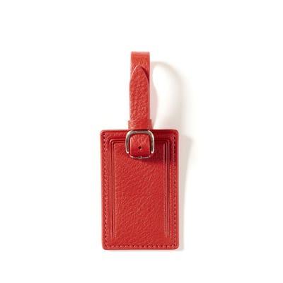 Mini Rectangular Luggage Tag
