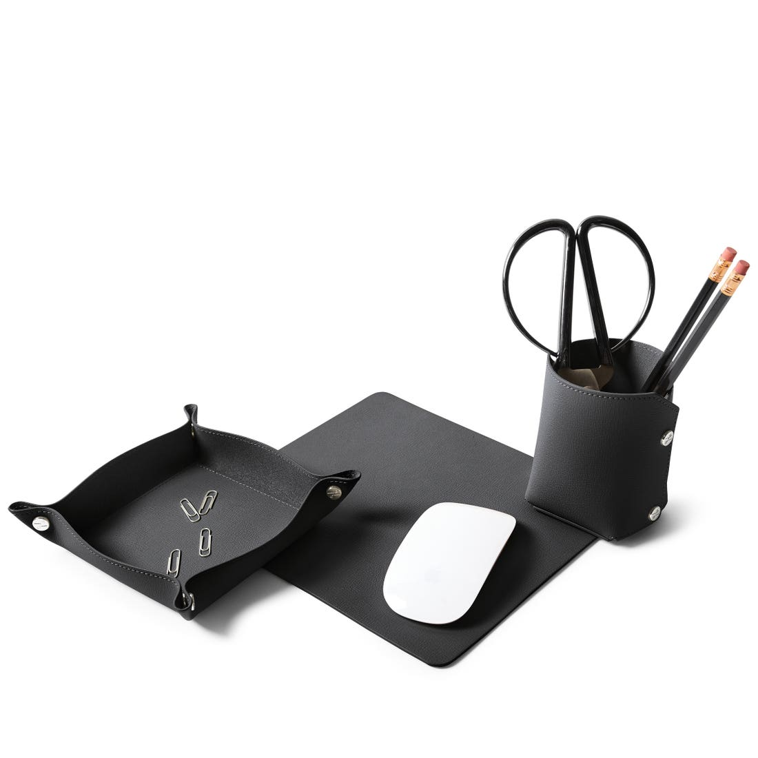 Modern Travel Desk Set
