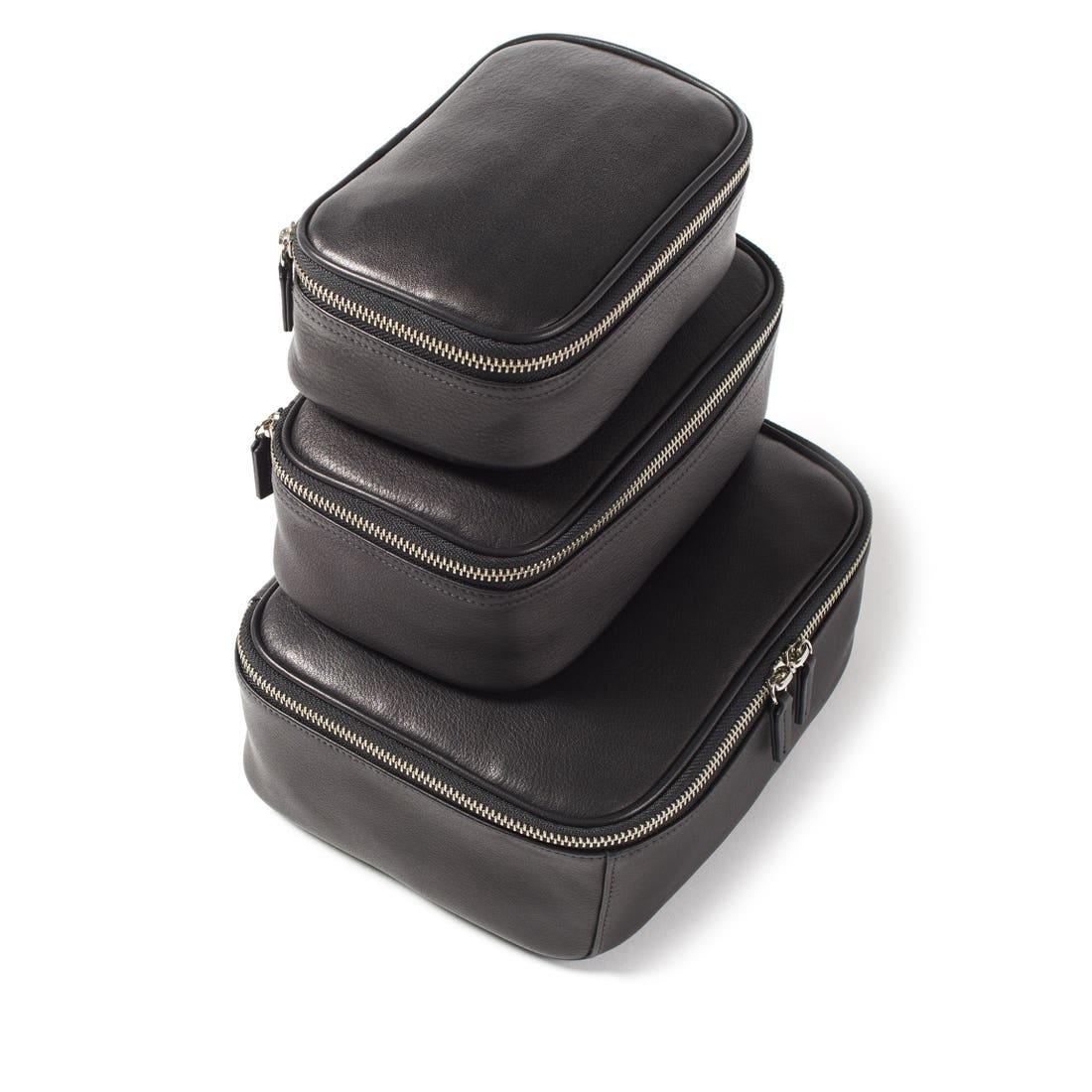 Nested Tech Bag Organizer Trio