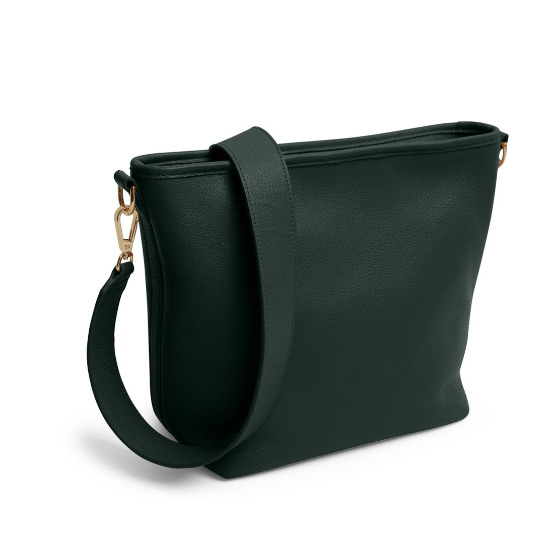 Olivia Zippered Crossbody Bag