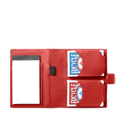 Playing Card Case with Notepad