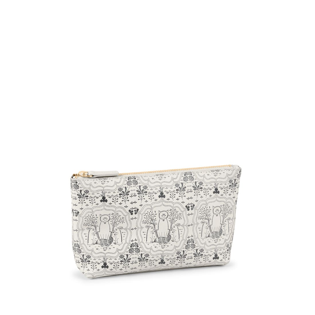 Printed Small Accessories Pouch