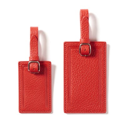 Privacy Luggage Tags