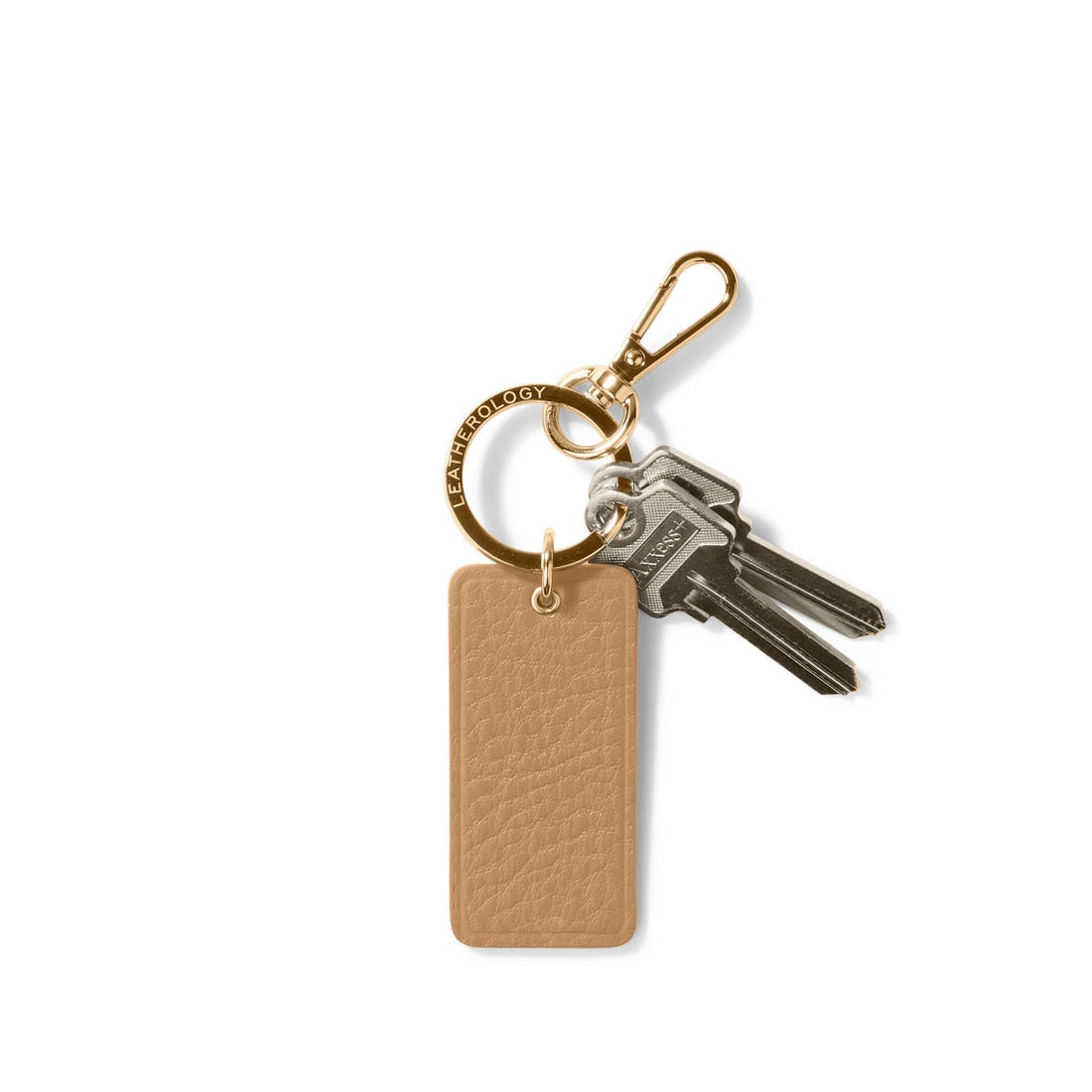 Rectangle Keychain