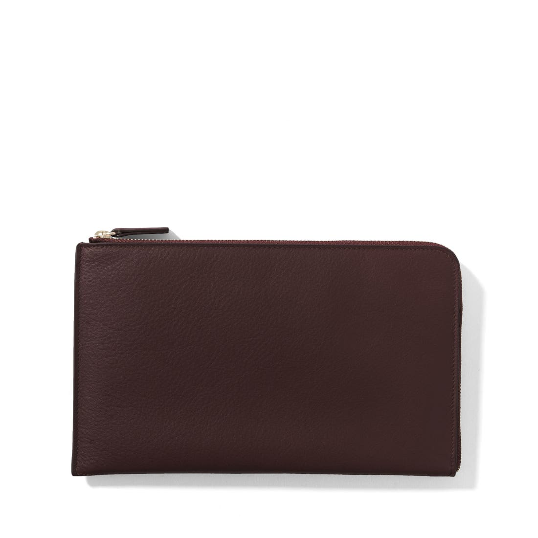 Slim Zip Travel Wallet