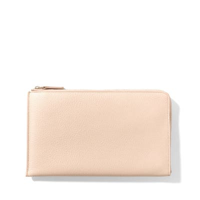 Slim Zip Travel Wallet