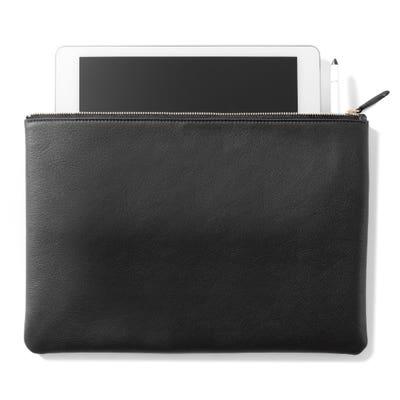 Slim Zippered iPad Case