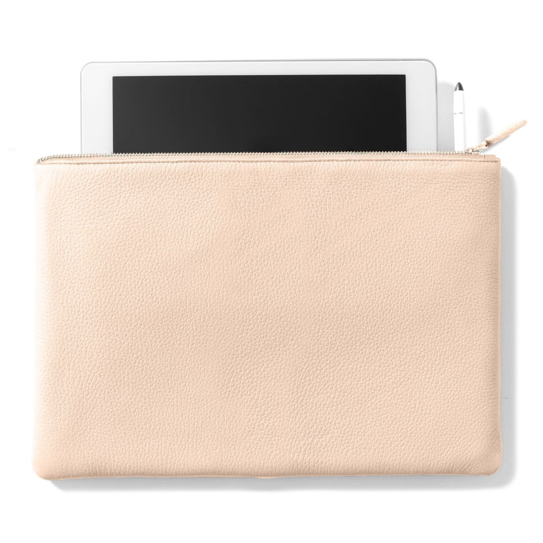 Slim Zippered iPad Case