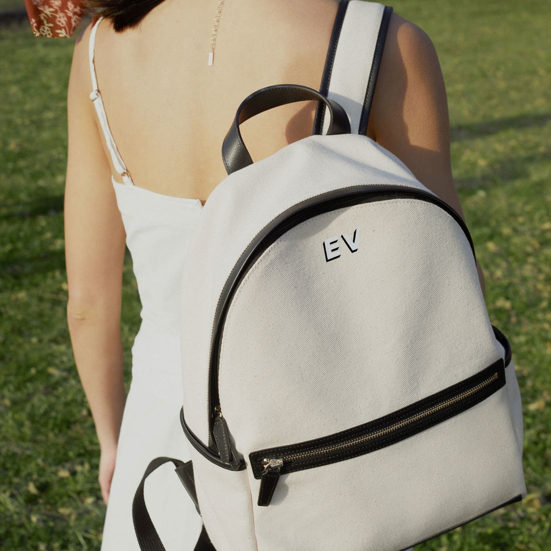 Sloan Backpack in Canvas