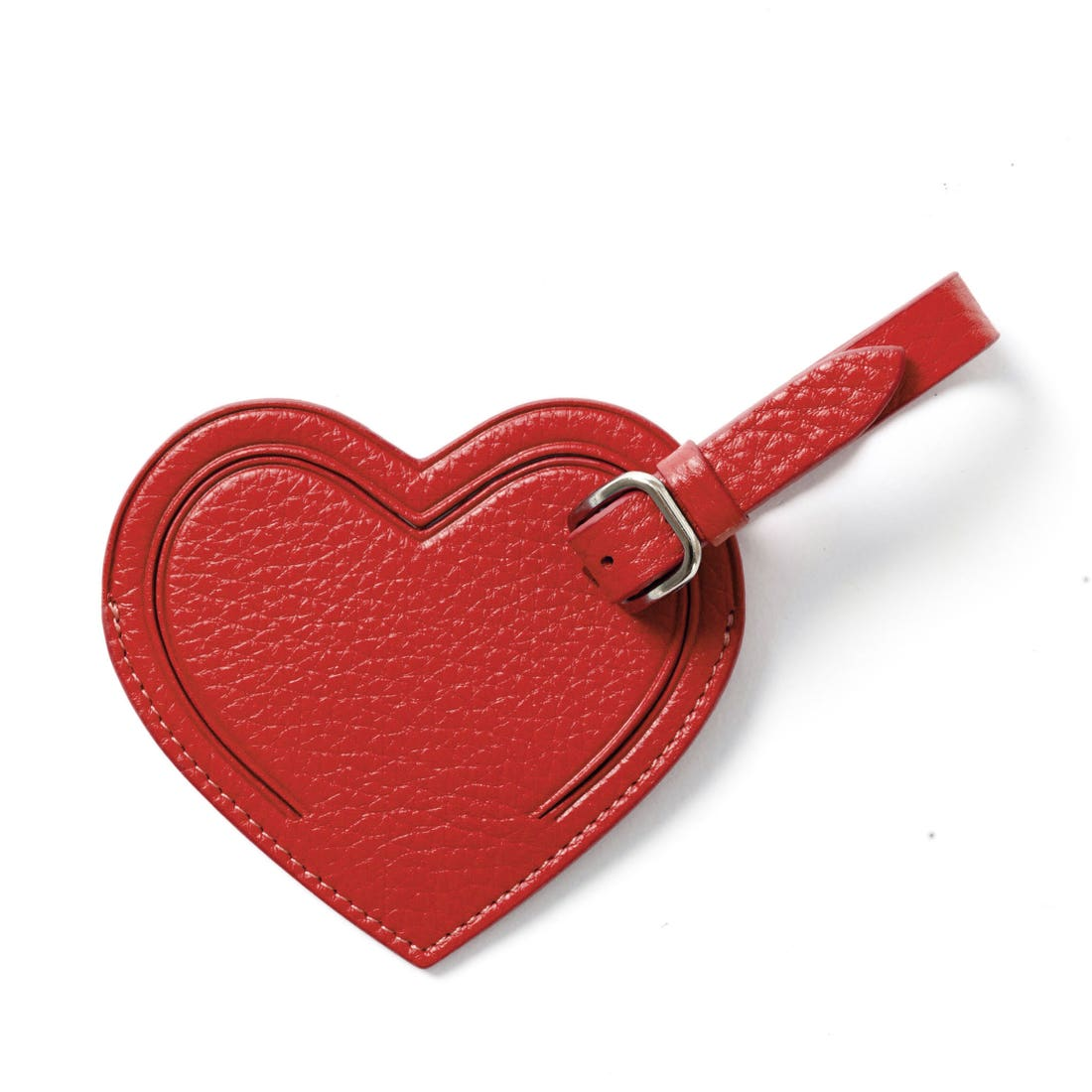 Small Heart Luggage Tag