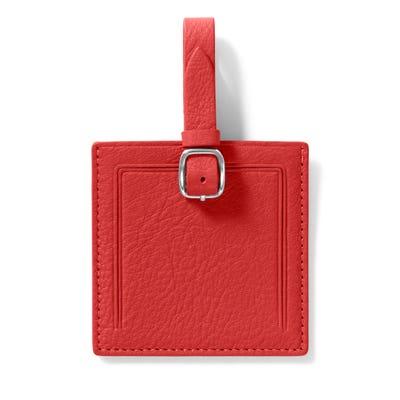 Small Square Luggage Tag