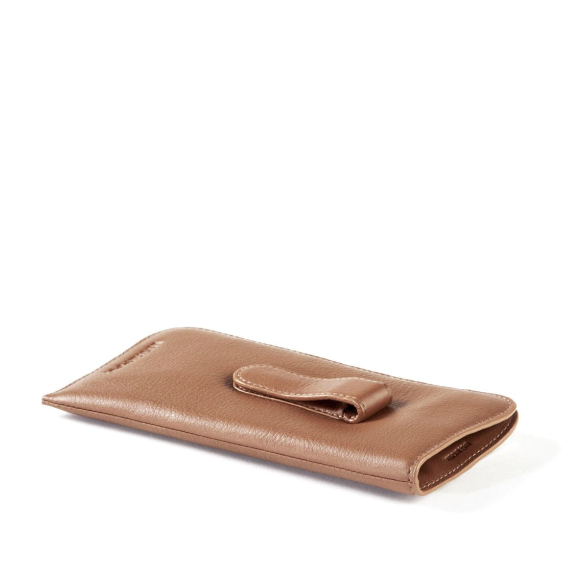 Soft Eyeglass Case with Clip