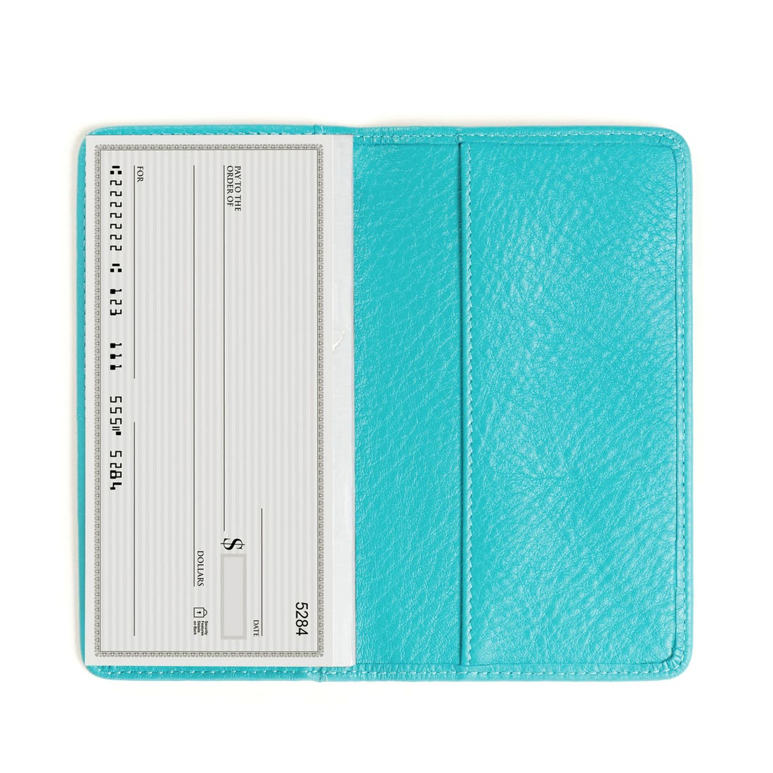 Standard Checkbook Cover